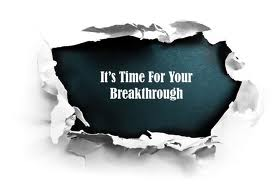 Breakthrough its time