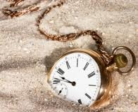 PLRT Watch in Sand